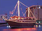 Dhow-Cruise mit Dinner (incl. Transfers)